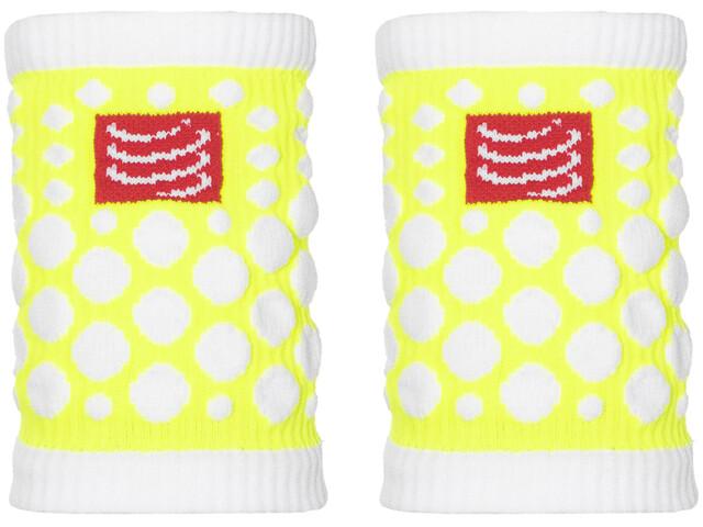 Compressport Sweat Band Fluo Yellow